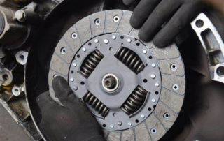 BMW Clutch Change