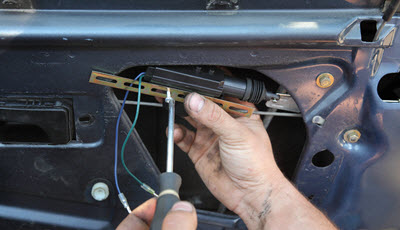 BMW Door Lock Repair