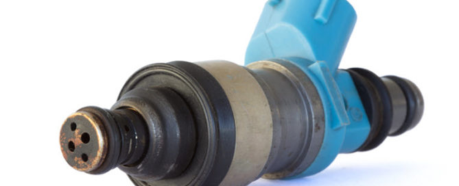 Used BMW Fuel Injector