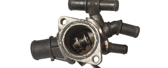 Mercedes Thermostat