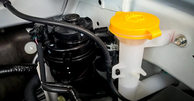 Mercedes Fuel Tank Screen Filter