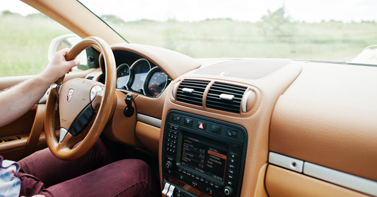 Porsche Cayenne Car