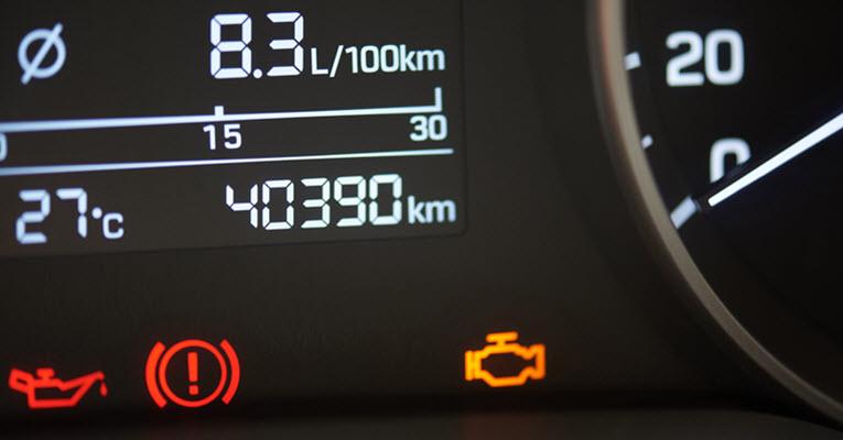 Porsche Pressure Accumulator Failure Sign